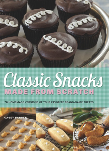 Classic Snacks cover