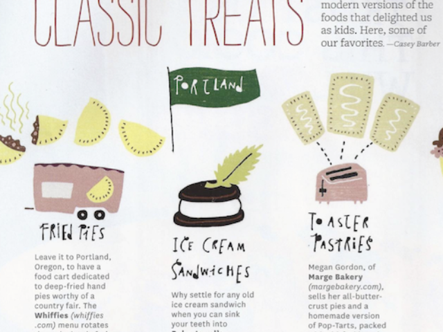 Classic Treats Around the Country