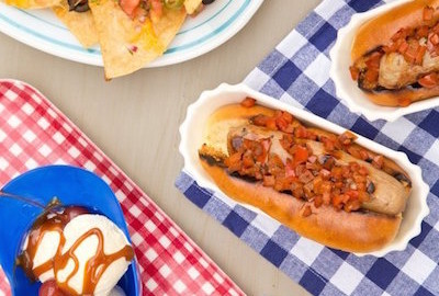 The Kitchn: An All-Star Menu for a Baseball Cookout