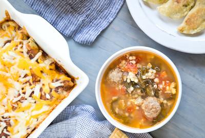 The Kitchn: 5 Freezer-Friendly Meals