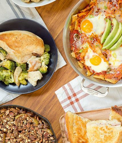 The Kitchn: 5 Single-Skillet Meals