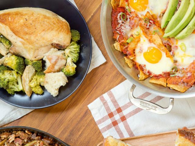 Kitchn One-Skillet Meals