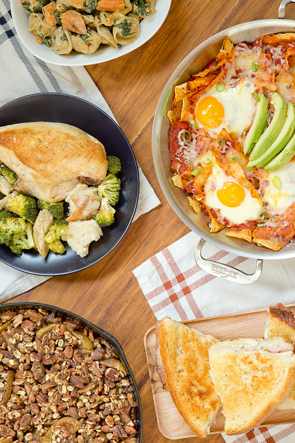 Kitchn Skillet Suppers