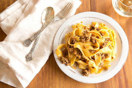 Today Bolognese
