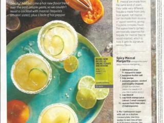 Allrecipes Spicy Mezcal Margarita Recipes