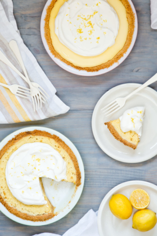 lemon cream pies