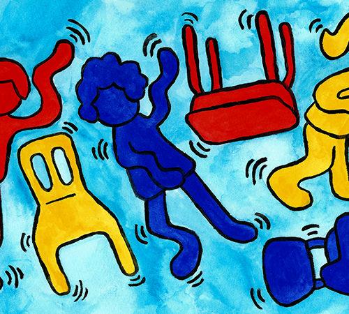 wiggly students illustration for weareteachers.com